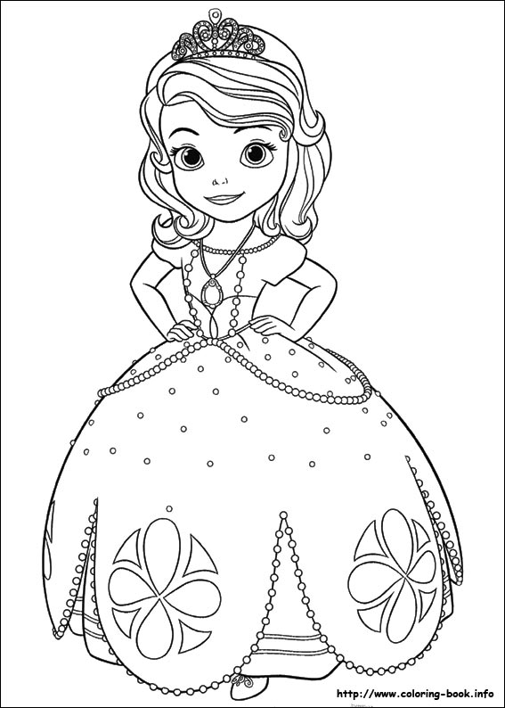 List Of Permainan Mewarnai Sofia The First Pict Best Pictures