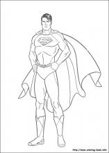 superman coloring pages on coloring book info