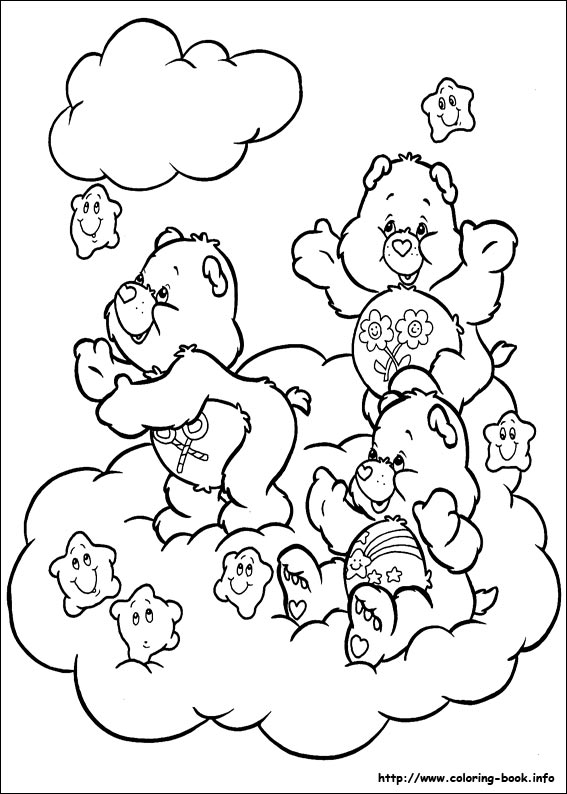 61 The Care Bears Pictures To Print And Color Last Updated December 5th