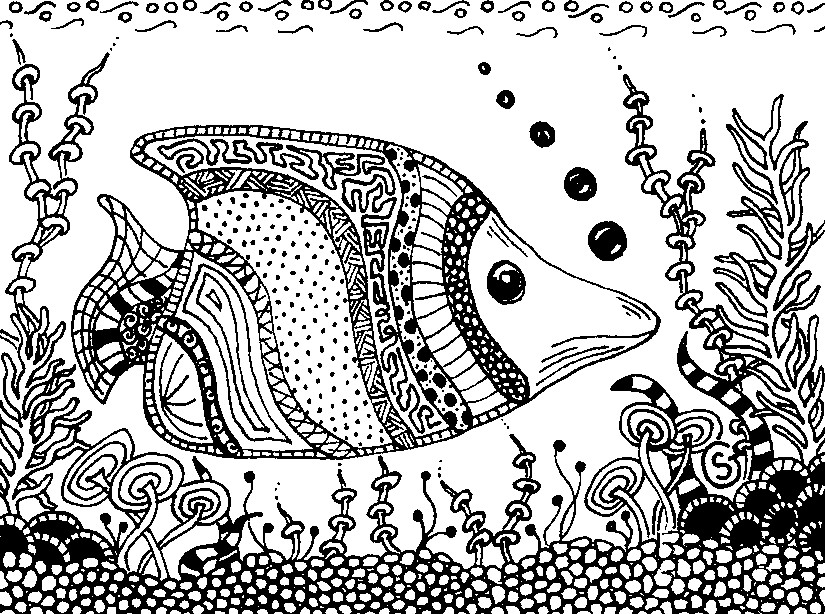 fish coloring pages printable furthermore koi fish coloring pages