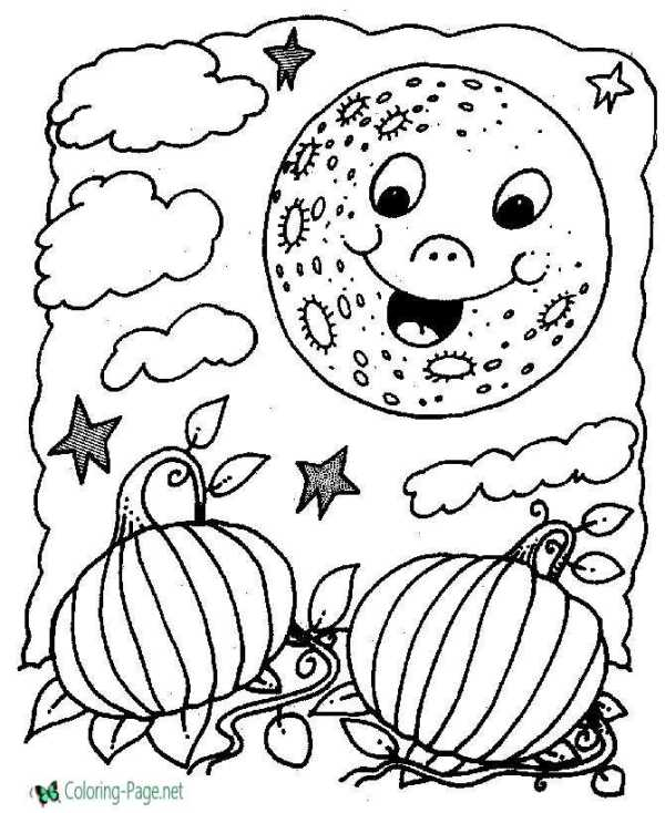 coloring pages halloween # 19