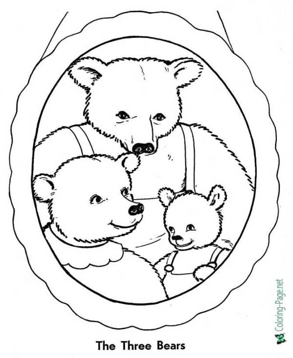bears coloring pages # 86