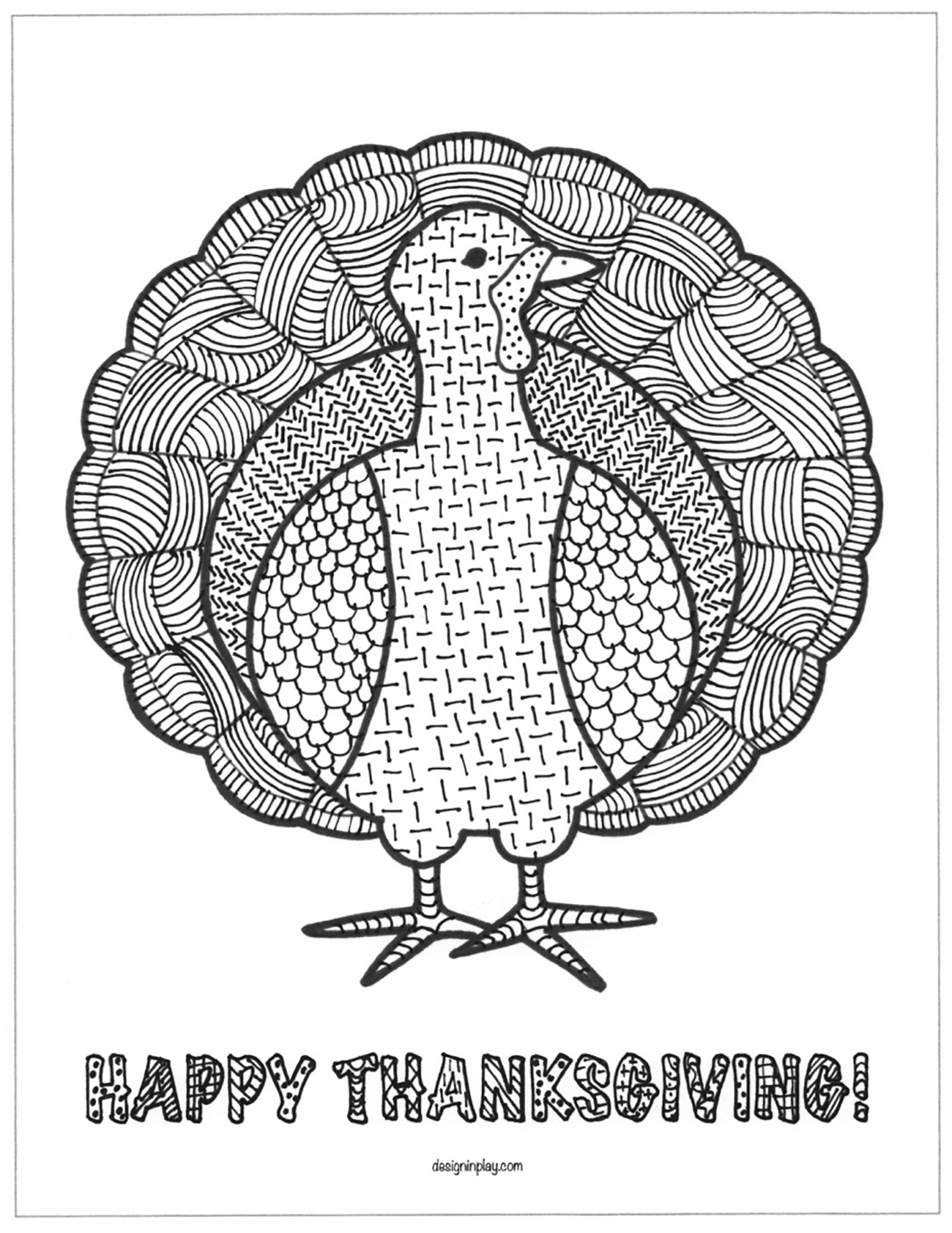 thanksgiving coloring pages for adults coloring page zentangle