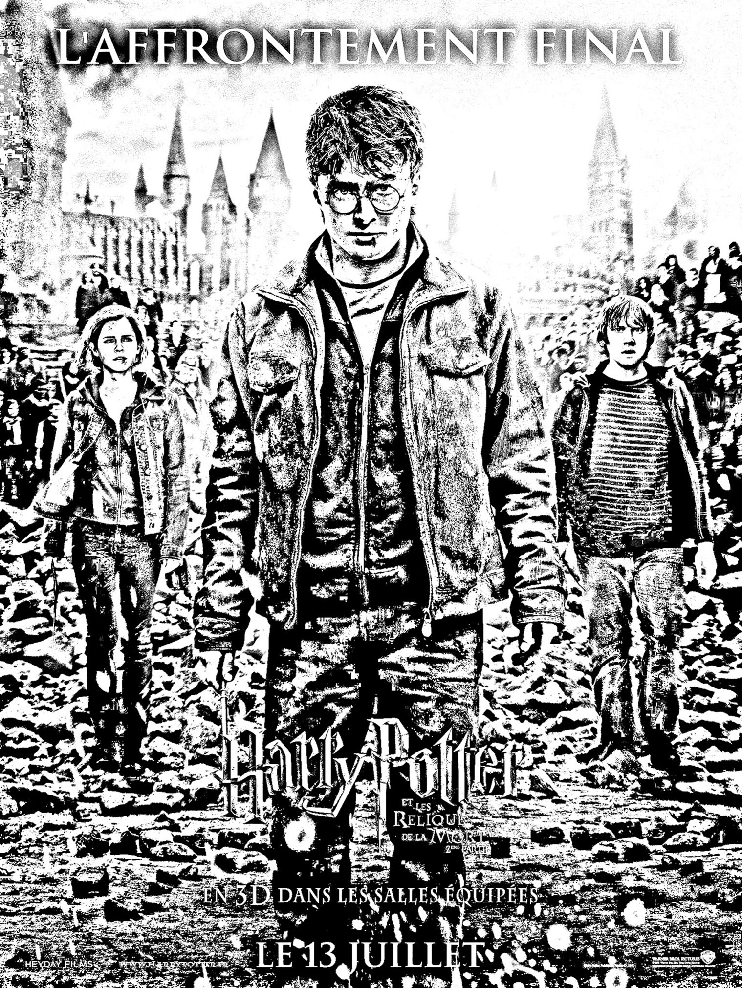 Movies Coloring Pages For Adults Coloring Movie Harry