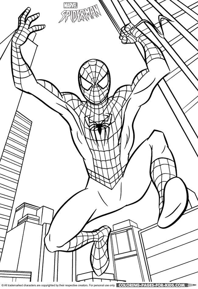 Free The Amazing Spider Man Coloring Pages, Download Free Clip Art ... | 950x650