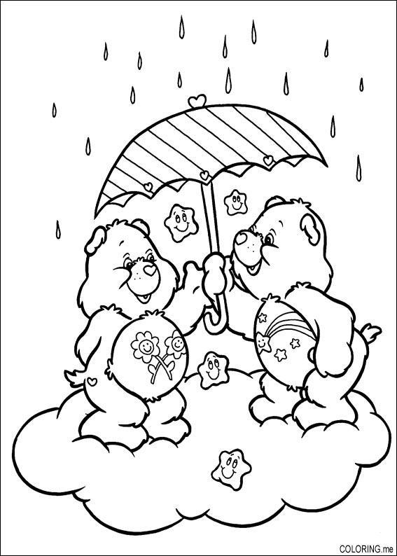under the rain me