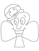 saint patrick 39 s day coloring pages