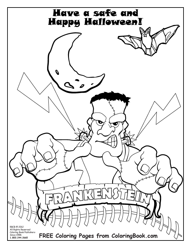coloring pages free online coloring pages halloween