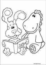 blue 39 s clues coloring pages coloringbook org
