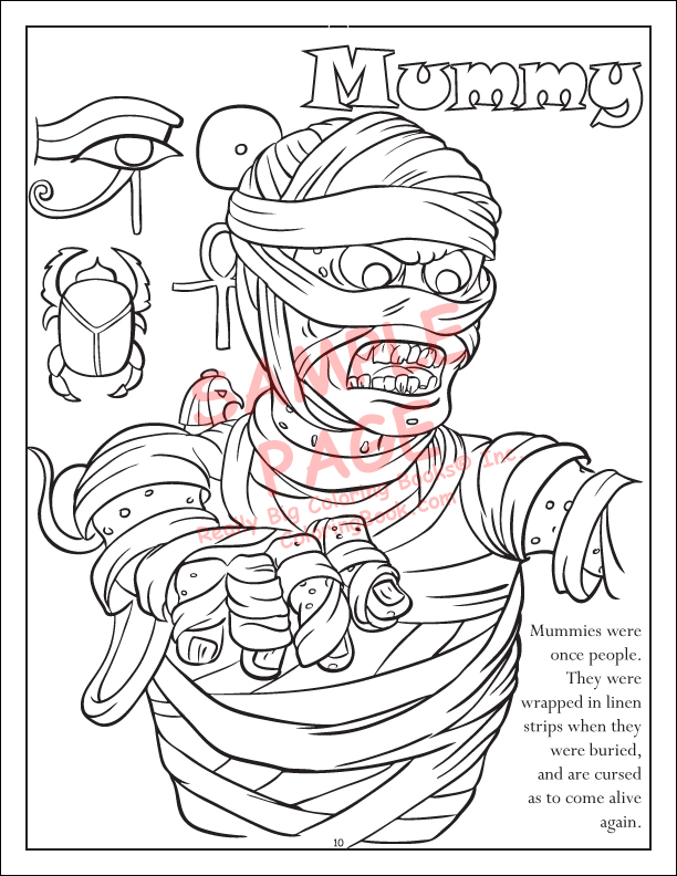 coloring book publishers halloween coloring book