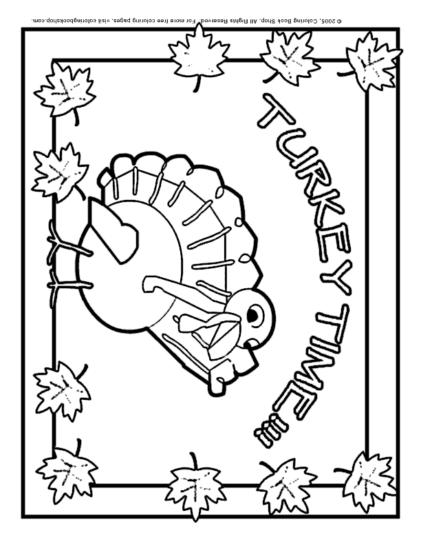thanksgiving placemat coloring printable coloring kids table