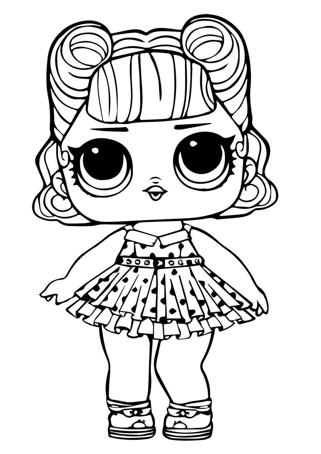 Lol Dolls Coloring Pages Sugar Free Coloring Pages Globalchin Coloring