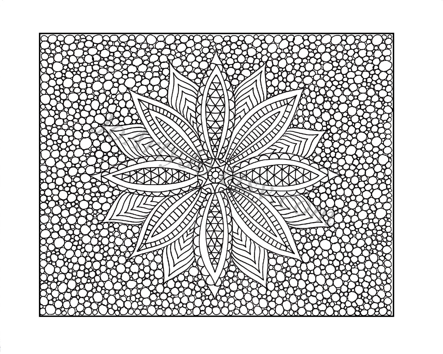 Adult Coloring Coloring Lesson Free Printables And Coloring