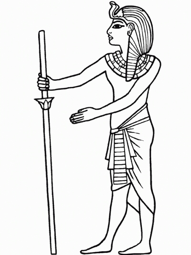 printable ancient egypt coloring pages coloring me