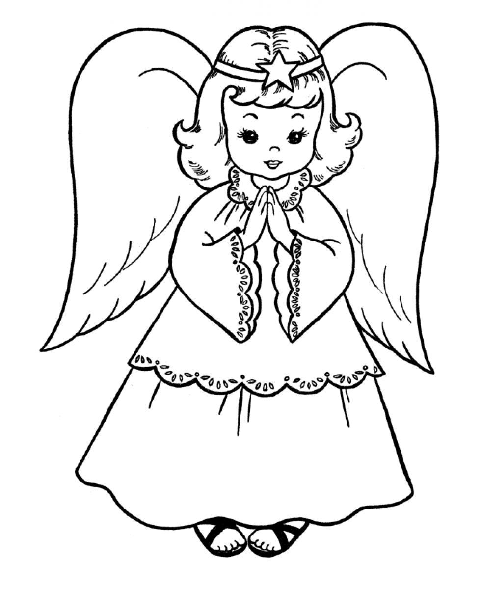 printable angel me