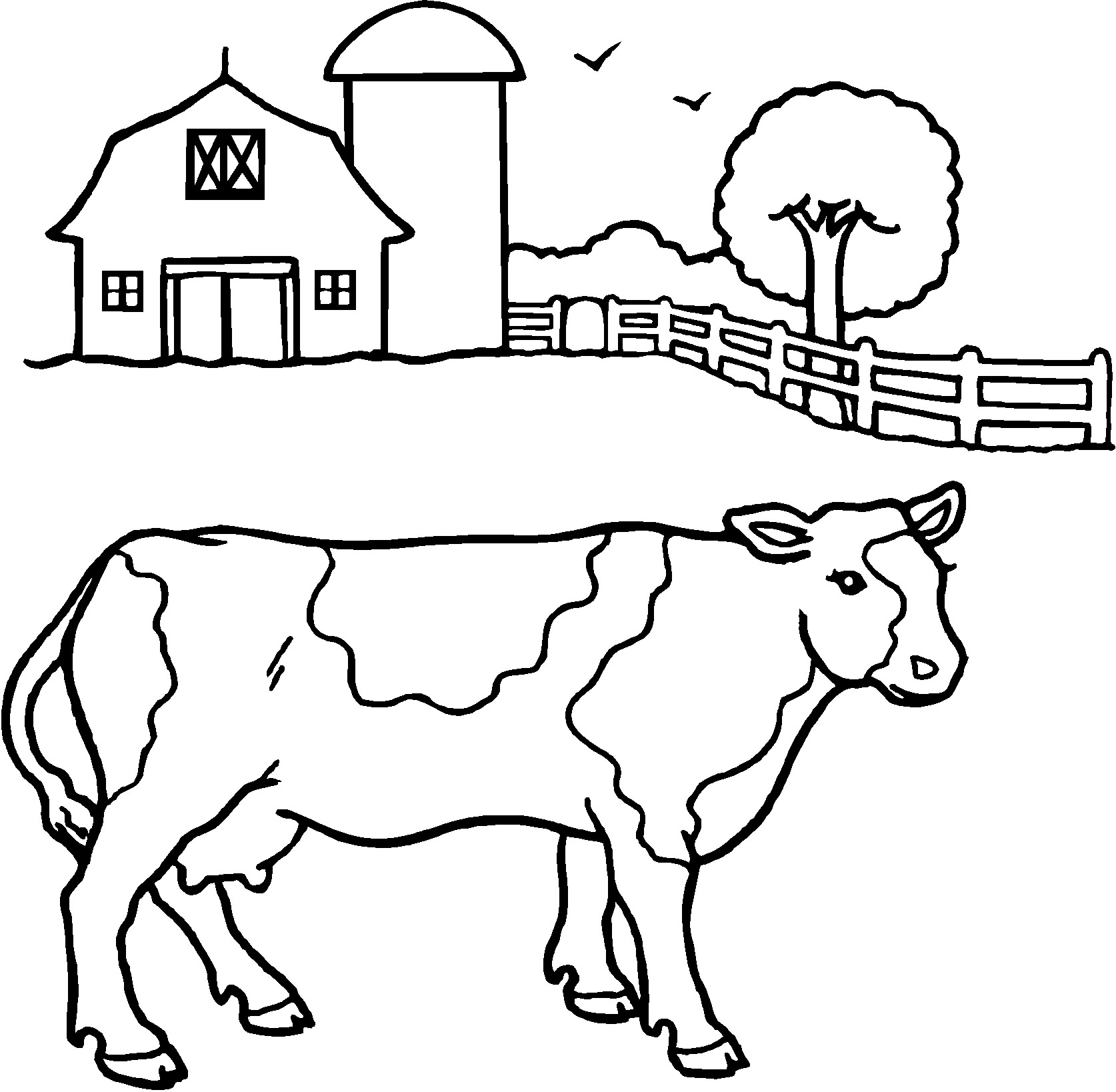 Cow eating grass baby cow coloring pages huiltur co