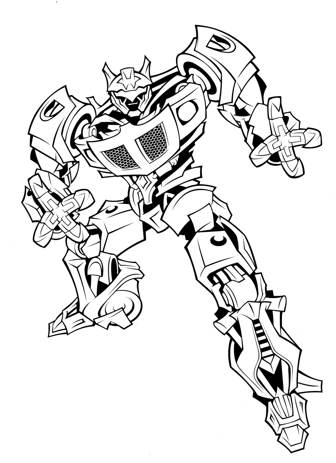 Generation 1 Transformer Coloring Sheets Coloring Pages
