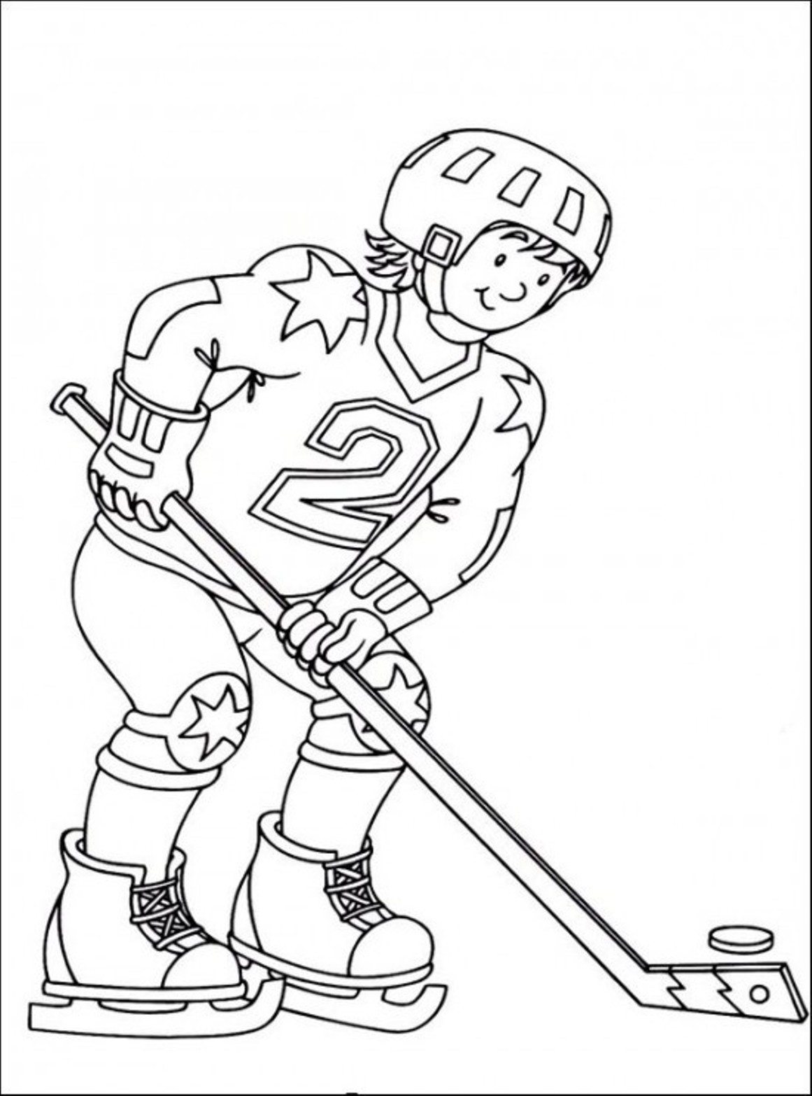 hockey coloring pages printable hockey coloring pages to print hockey