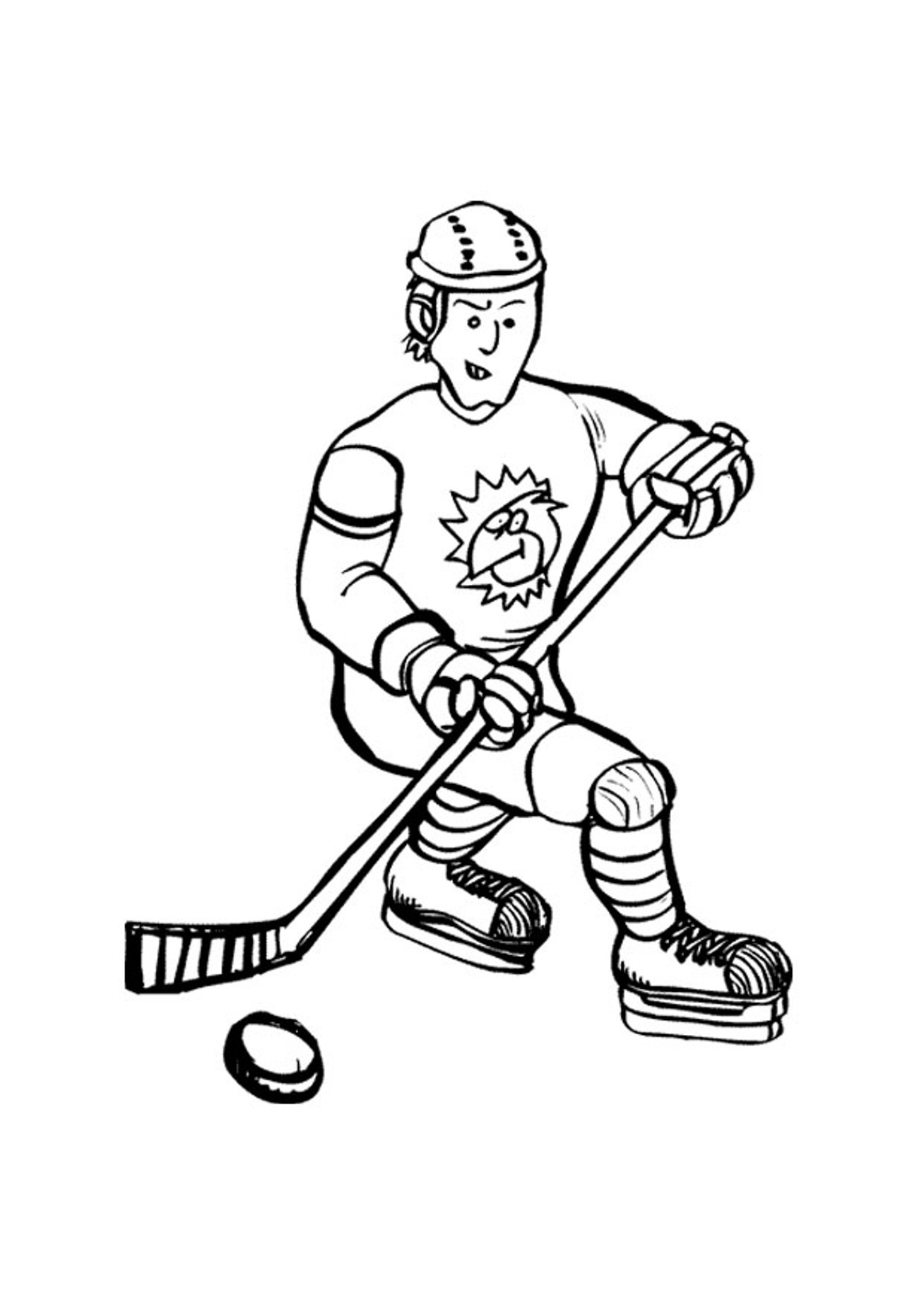 pictures of chicago blackhawks logo az hockey coloring page with sidney crosby coloring pages - Chicago Blackhawks Coloring Pages