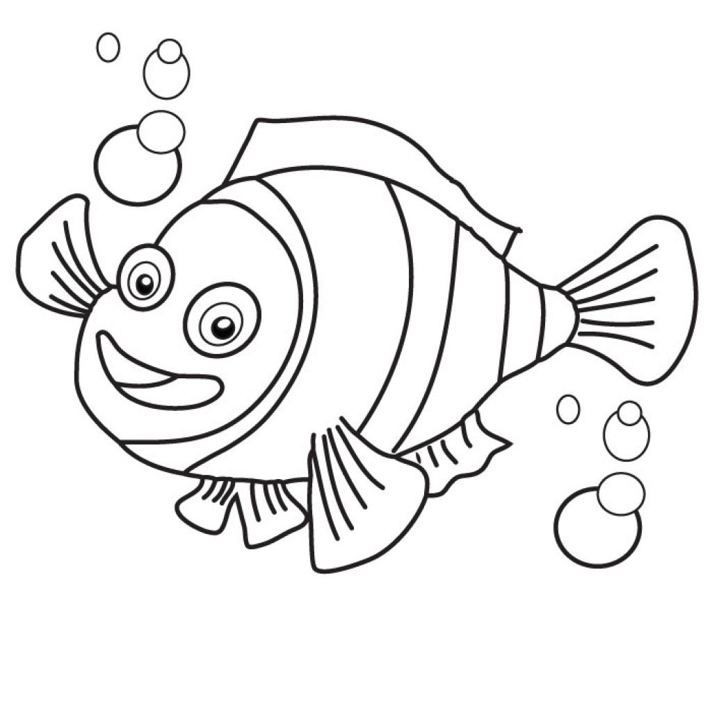 finding nemo puffer fish coloring page coloring pages
