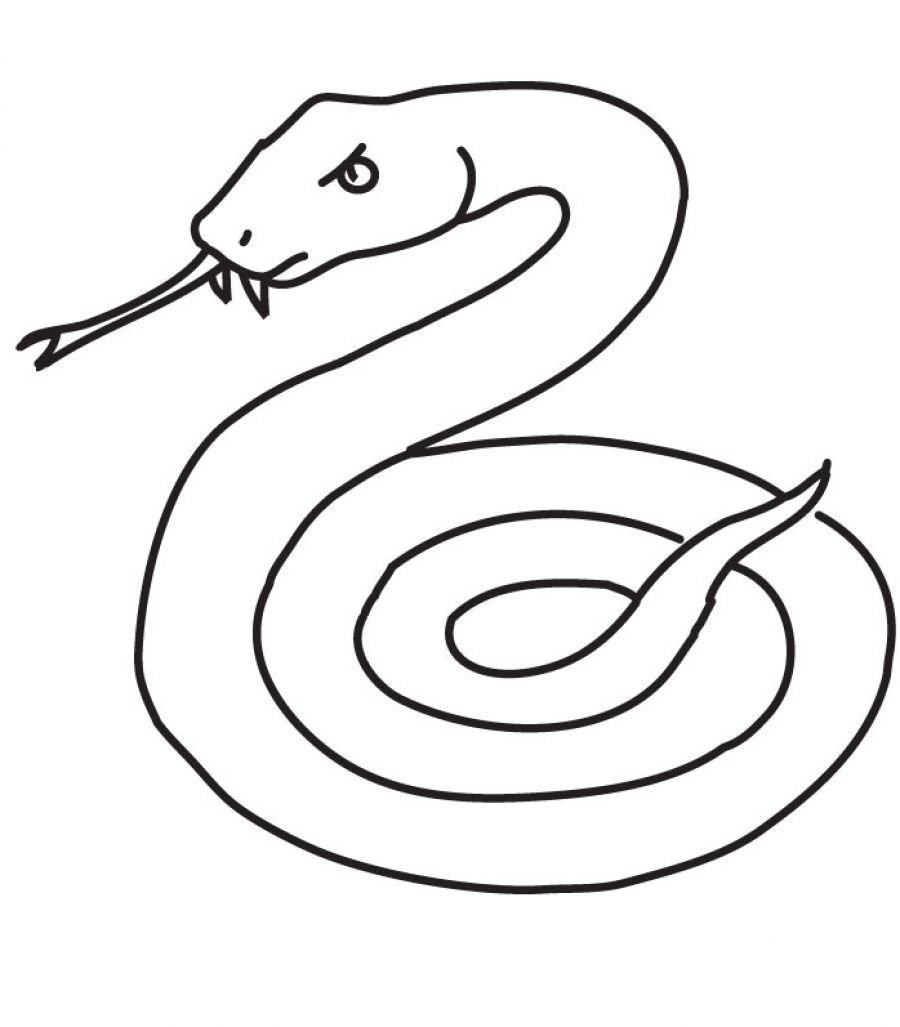 printable snake coloring pages coloring me