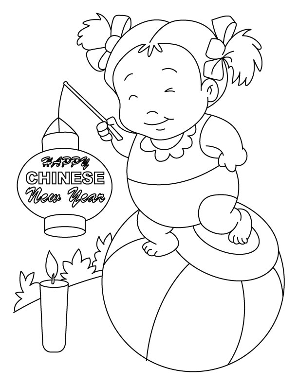 printable chinese new year coloring pages coloring me