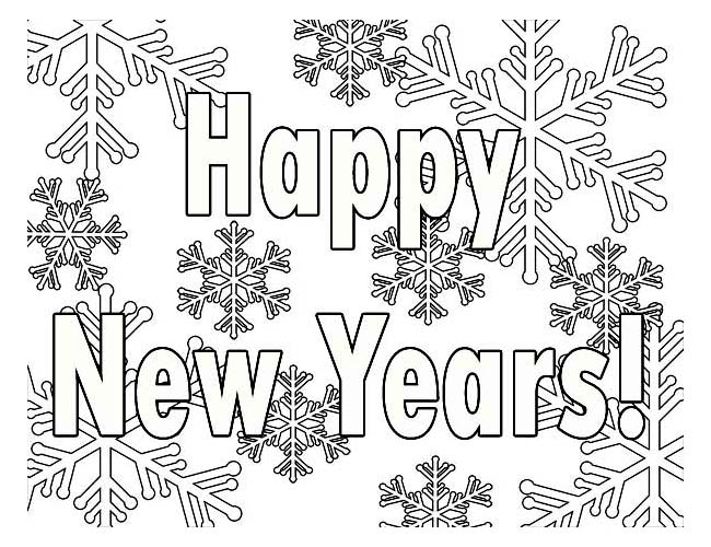 printable new years coloring pages coloring me