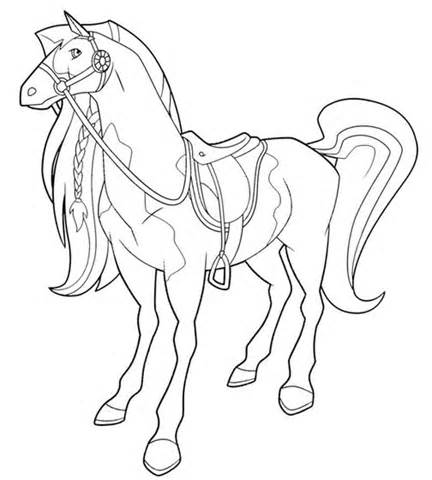 printable horseland coloring pages coloring me