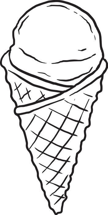 print ice cream coloring pages ice cream cone coloring page ice cream