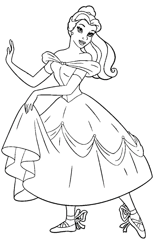 coloring page ballerina coloring pages ballerina coloring pages of