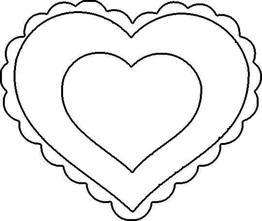printable heart coloring pages coloring me