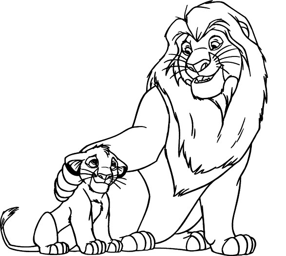 printable lion king coloring pages coloring me