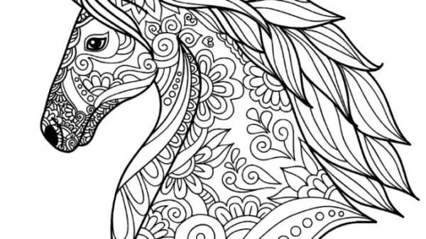 unicorn color pages # 28