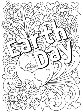 earth earth day coloring page earth 15 coloring pages earth