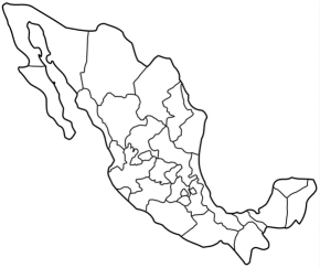 mexico coloring page amp coloring book