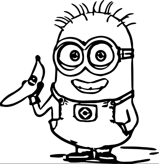 minions coloring page amp coloring book