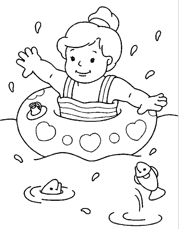 summer coloring pages amp coloring book