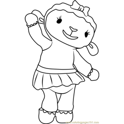 Disney Junior Coloring Pages 11 Disney Junior Worksheets For Kids