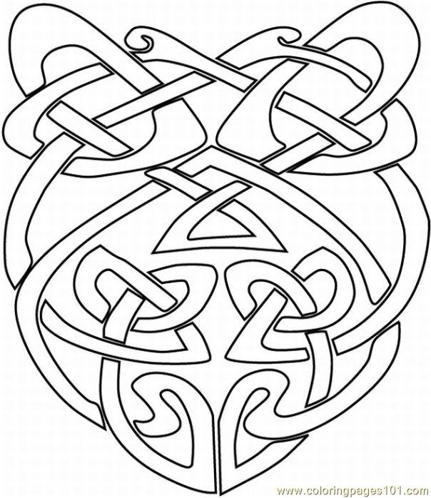 free printable coloring page designs 2 lrg other gt heart