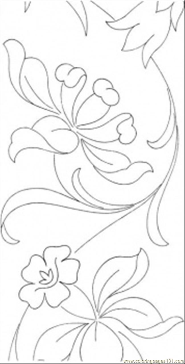 rudbeckia flower coloring page color stained glass patterns