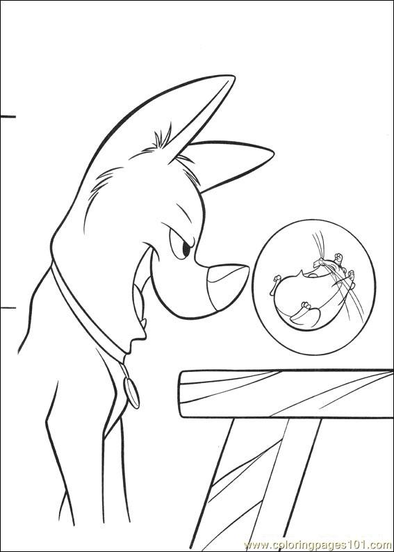 bolt coloring pages 022 coloring page free bolt coloring pages