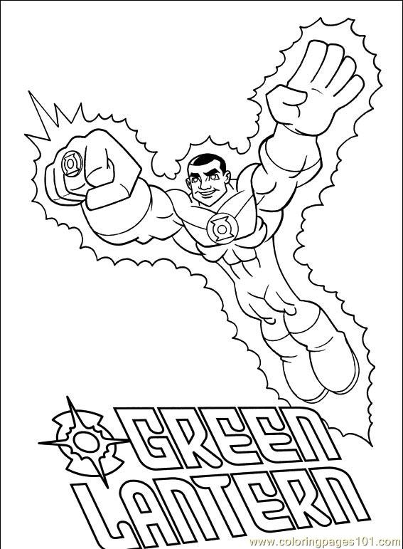 dc comics 001 3 coloring page free others coloring pages