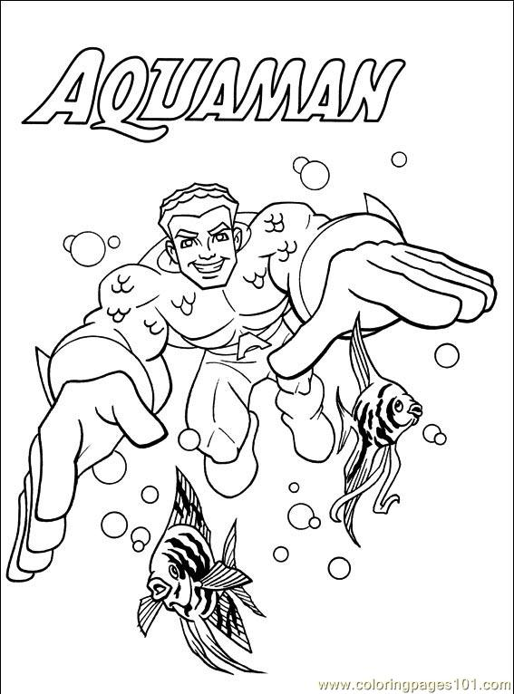 dc comics 001 4 coloring page free others coloring pages