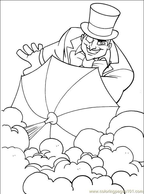 dc comics 009 4 coloring page free others coloring pages