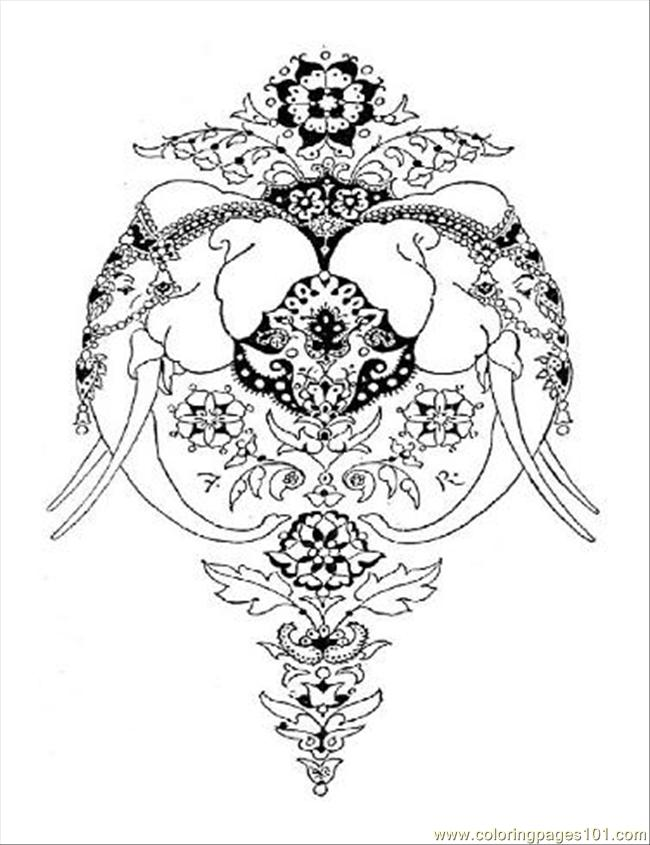 india color page coloring page free india coloring pages
