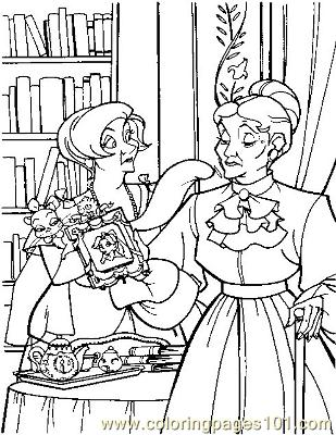 anastasia coloring pages # 87