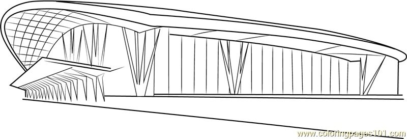 American Airport Coloring Page Free Airport Coloring