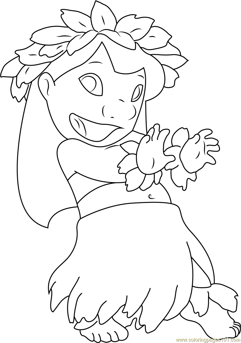 Lilo Coloring Pages Free Coloring Pages Download   Xsibe tinker bell ...