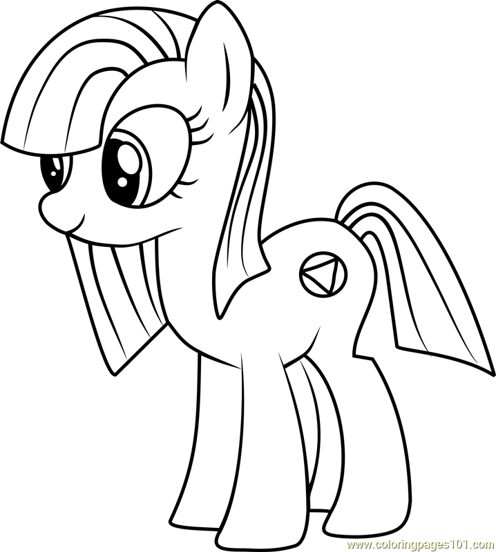 Marble Pie Coloring Page Free My Little Pony Friendship Is Magic Coloring Pages Coloringpages101 Com