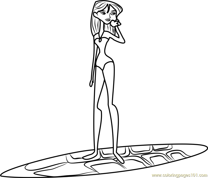 Connie Stoked Coloring Page Free Stoked Coloring Pages